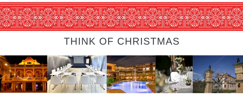 Think of Christmas!!
