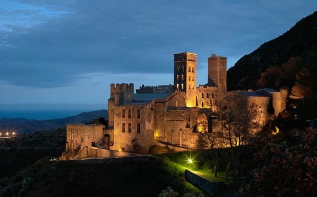 St Pere de Rodes