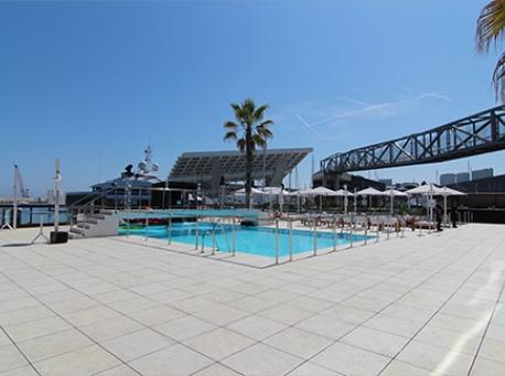 CDM BEACH CLUB Pool Area 6