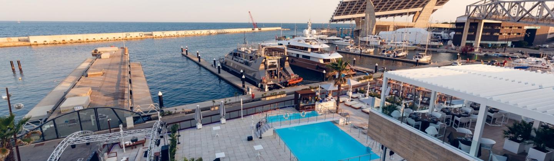 CDM BEACH CLUB Vista general