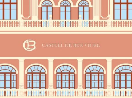 Castell de Ben Viure Carátula