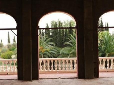 Castell de Ben Viure interior 2