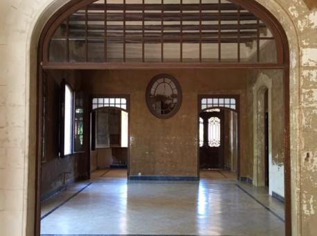 Castell de Ben Viure interior