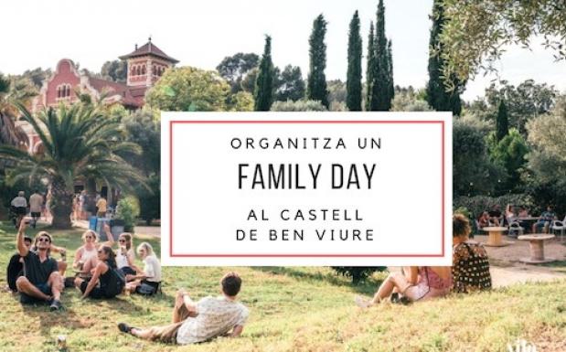Aquest es un bon moment per pensar en el Family Day de la teva empresa