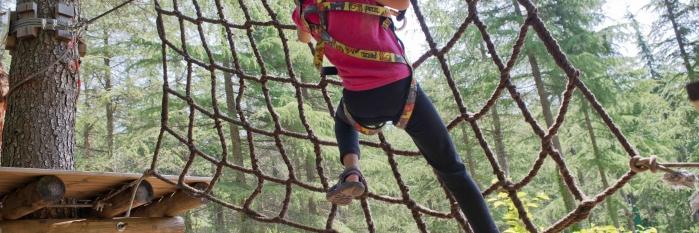 VILAR RURAL SANT HILARI Activitat bosc vertical