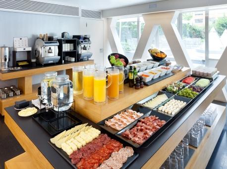 HRPG Detalle desayuno