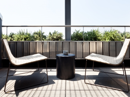 HRPG Superior terrace