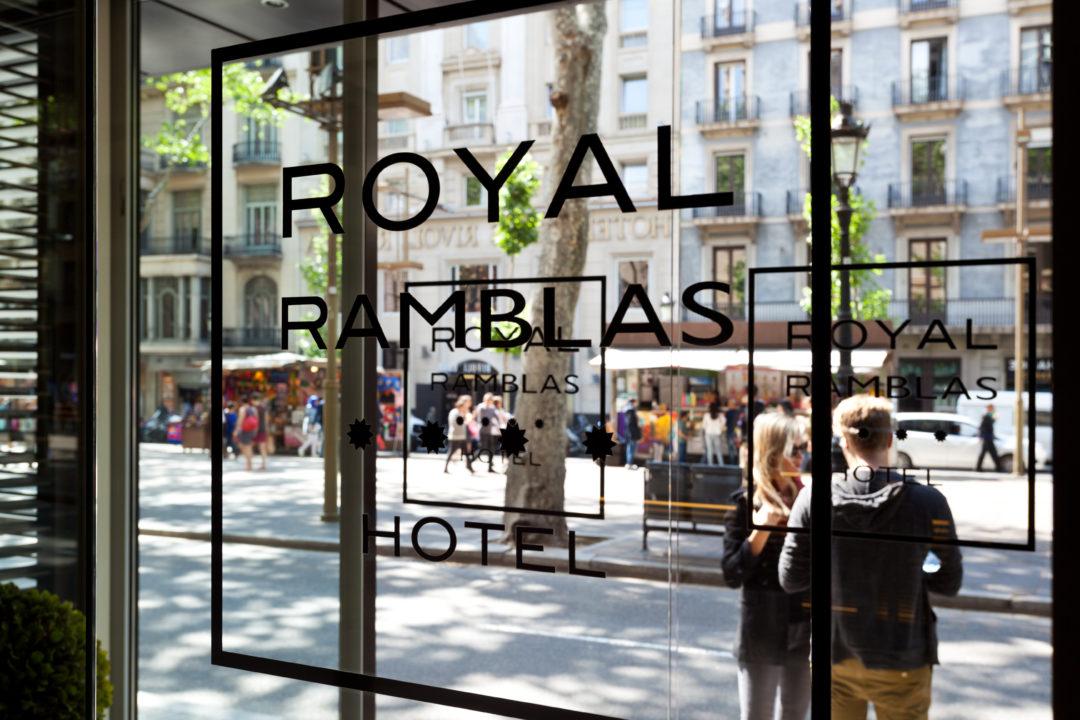 Hotel Royal Rambles